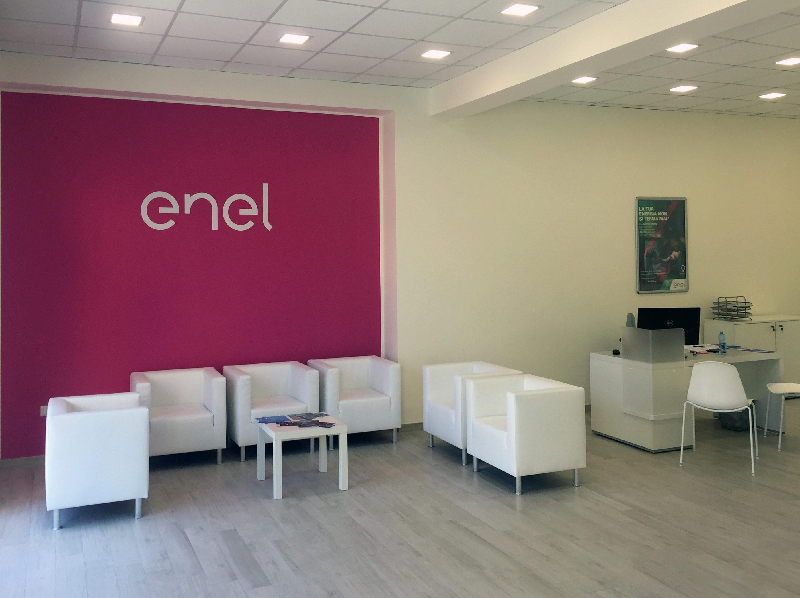 Enel Castrolibero Ufficio Energia